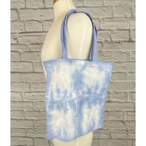 Tie Dyed Canvas Tote Bag